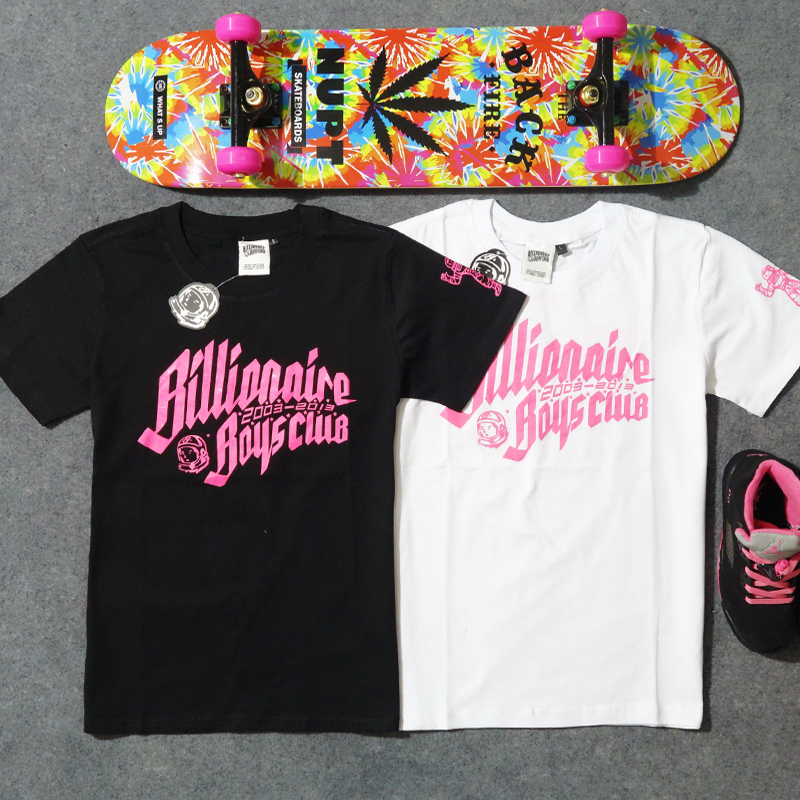 Футболка мужская   Billionaire Boys Club BBC PYREX