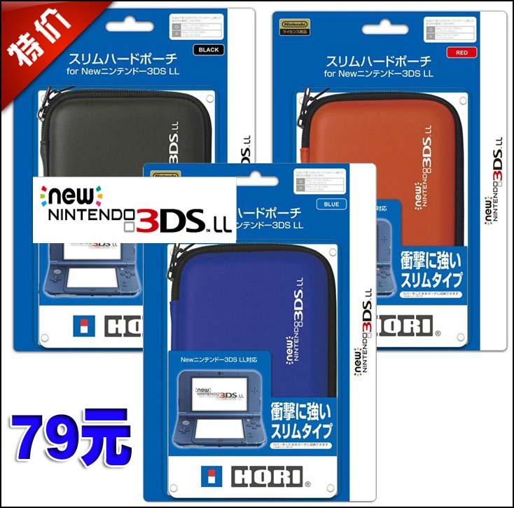 Игры для Nintendo   HORI New 3DSLL