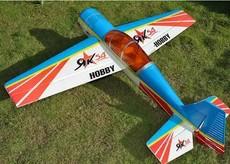 Самолеты The Aviator 50E YAK54 3D