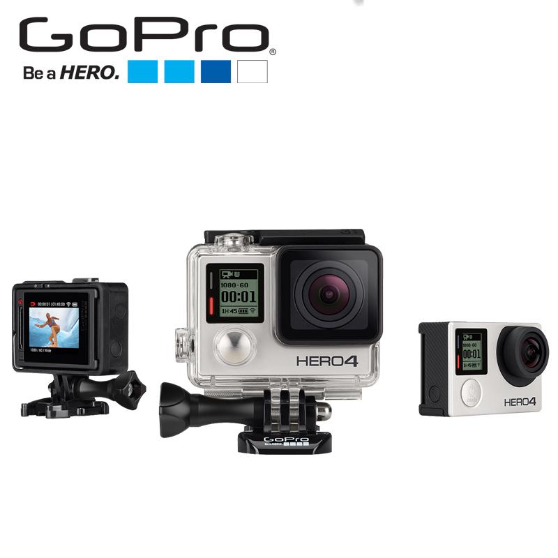 видеокамера OTHER  GoPro Hero SILVER видеокамера other gopro hero4 black silver 4k