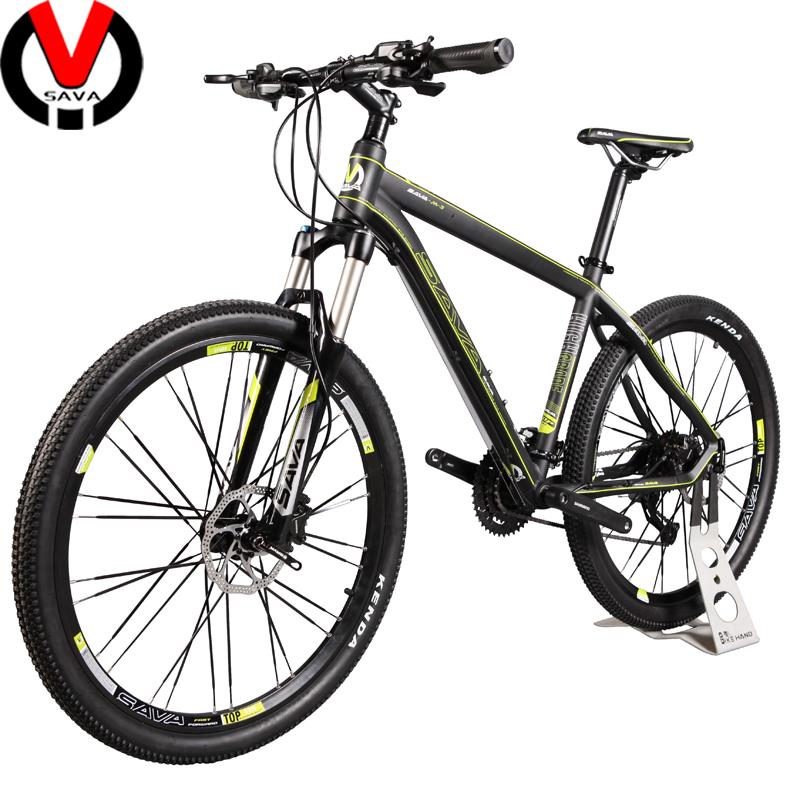 Горный велосипед Sava 27 26 Shimano горный велосипед sava sv550 27 30 30
