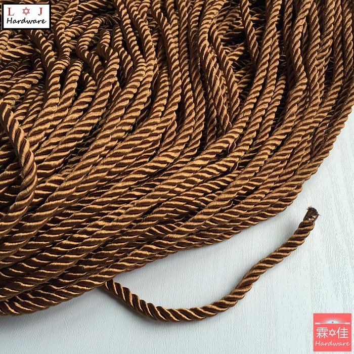 нейлоновая веревка Lj  6mm romanson rm 9207q lj gd