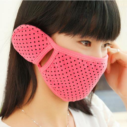 冬季时尚加厚口罩耳罩二合一