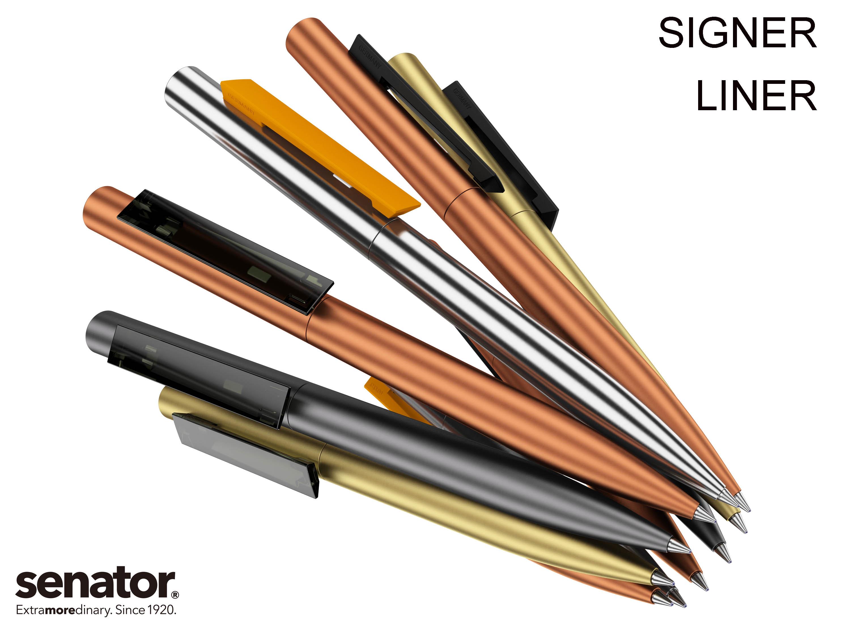 Гелевая ручка Senator набор чехлов для сидений senator california
