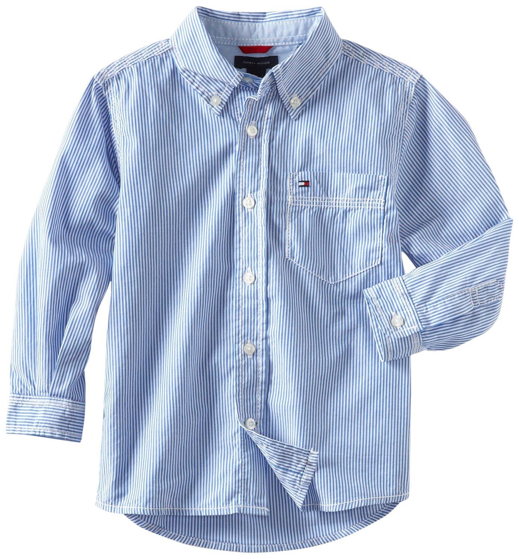 Рубашка детская Tommy hilfiger  2014 ML футболка детская tommy hilfiger 2015 polo ml