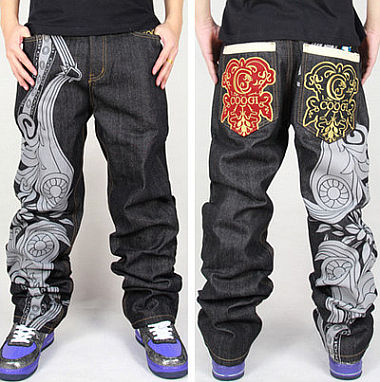Джинсы мужские The topic of street hip/hop C033 2014 HIPHOP COOGI мифегин view next topic
