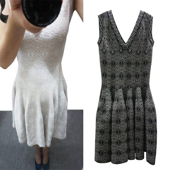 Женское платье   2014 Alaia alaia босоножки alaia 6s3x711cc06 бежевый