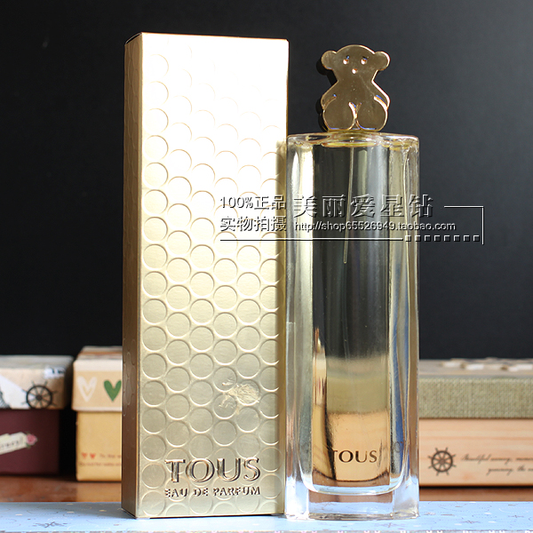 Духи Tous  Bear EDP 90ML духи lanvin marry me edp 30ml 50ml