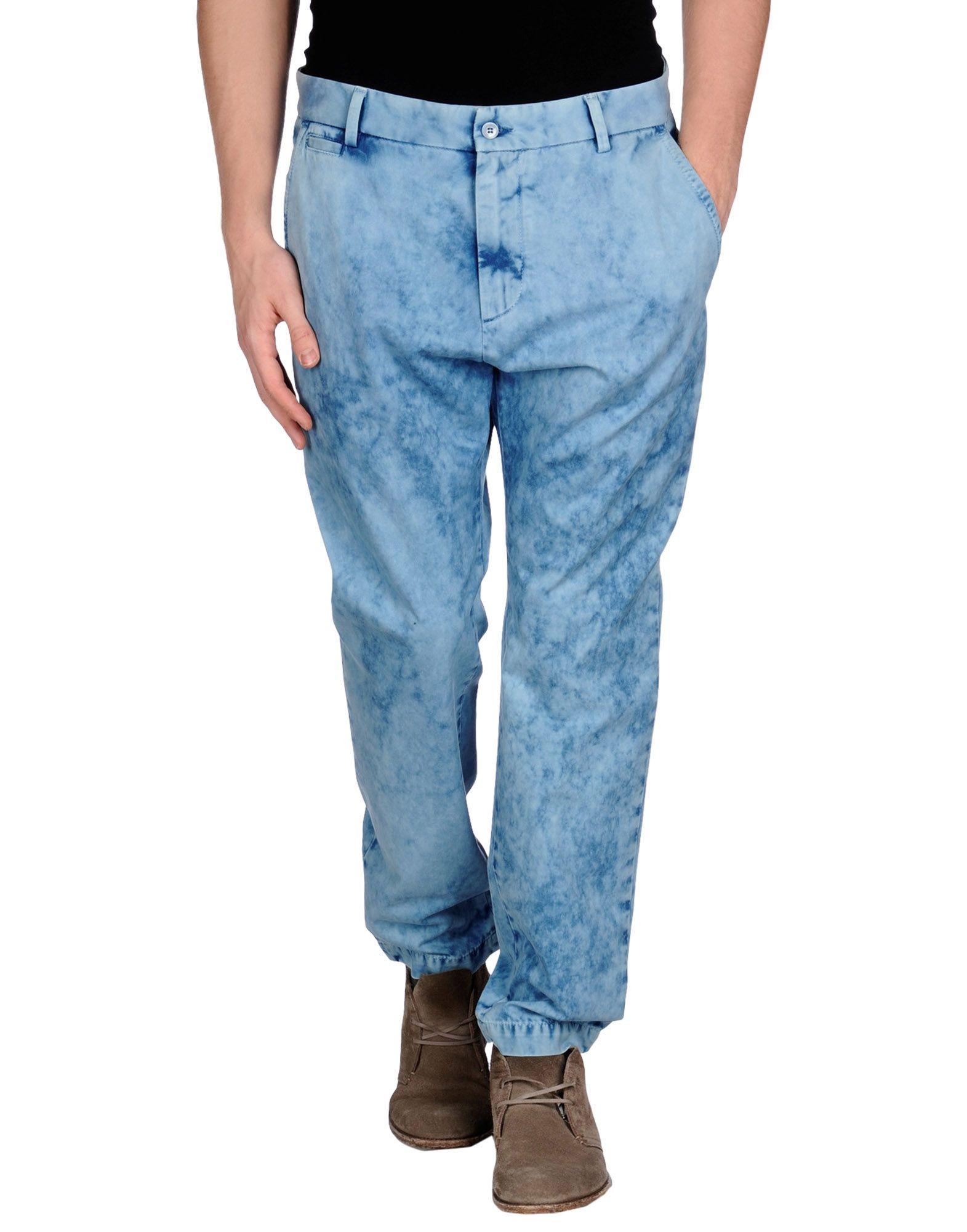 Повседневные брюки D&g  36615554QK цена 2016