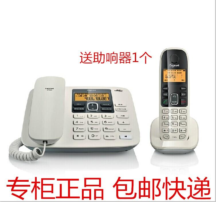 Проводной и DECT-телефон Siemens A280 Gigaset проводной и dect телефон tcl gf100