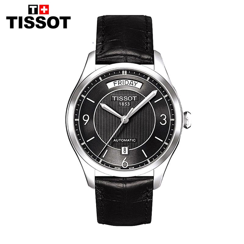 Часы Tissot T038.430.16.057.00 часы tissot t085 410 36 011 00