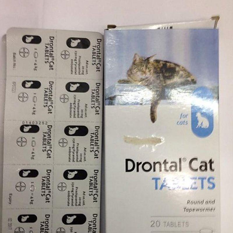 Наркотики Bayer  Drontal Cat  цены