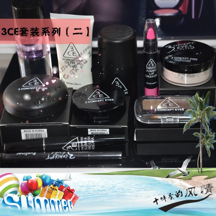 Набор для макияжа 3 concept eyes 3CE 10 набор для ухода за волосами concept concept co066lwujp48