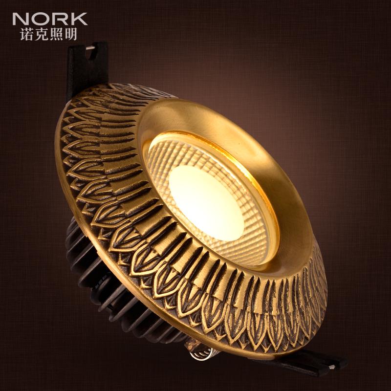 NORK/诺克小射灯LED5W 7W