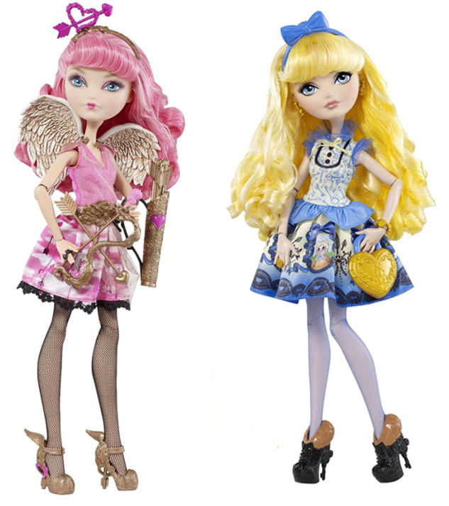 кукла Ever After High Cupid mattel mattel кукла ever after high мишель мермейд