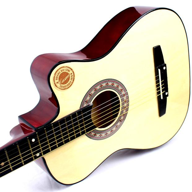 Акустическая гитара Casme  38
