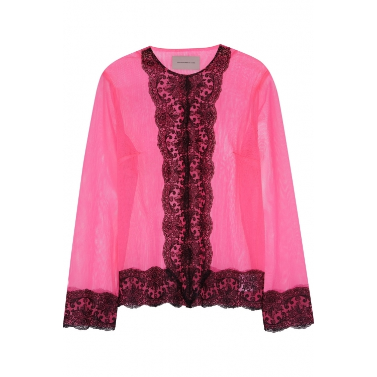 Блэйзер Christopher kane q01351251 christopher cross mostazal
