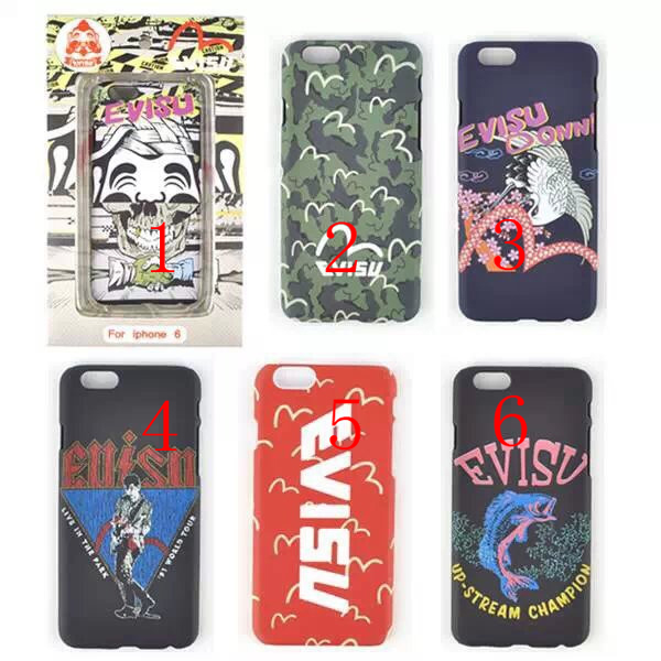 Apple чехол   Evisu Iphone6 (4.7)