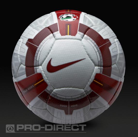 Футбольный мяч Nike Total 90 Ascente Ball