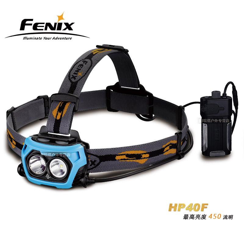 Рыболовный фонарик FENIX hp40f fenix hl23 gold