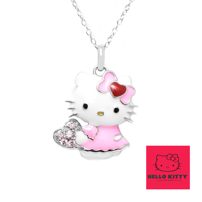 Подвеска Hello kitty hpl1585sw/hk Hellokitty 2017 hello kitty cartoon watches kid girls leather straps wristwatch children hellokitty quartz watch montre enfant