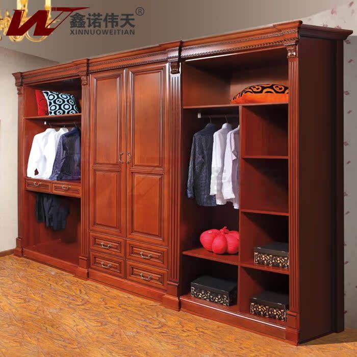 Классическая гардеробная WT