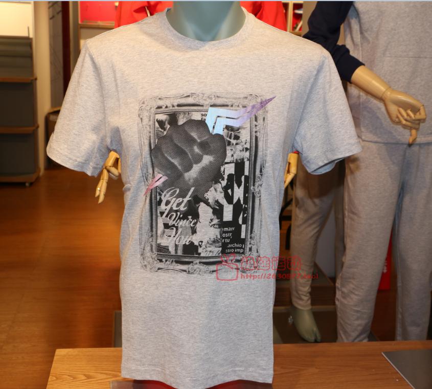 Спортивная футболка KAPPA  K0112TD21-108 цены онлайн