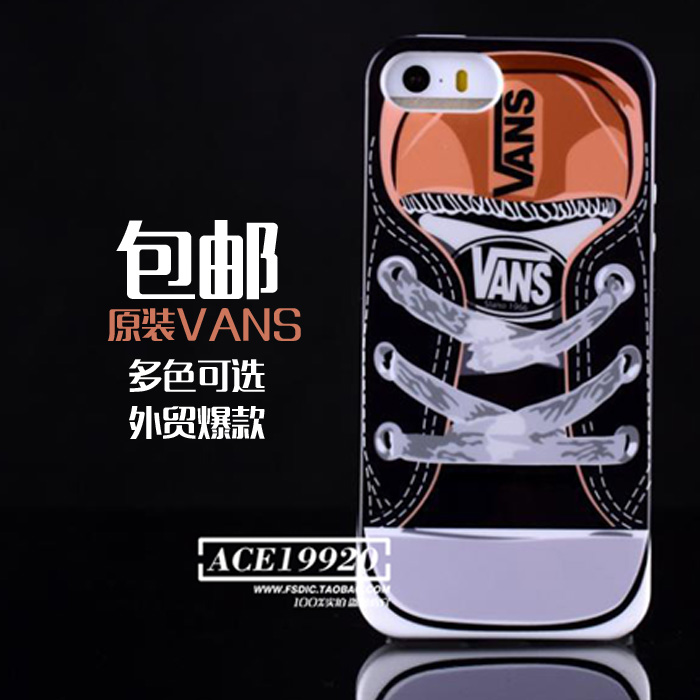 Apple чехол Iphone5s I5 VANS for iphone5s iphone5s & 3m