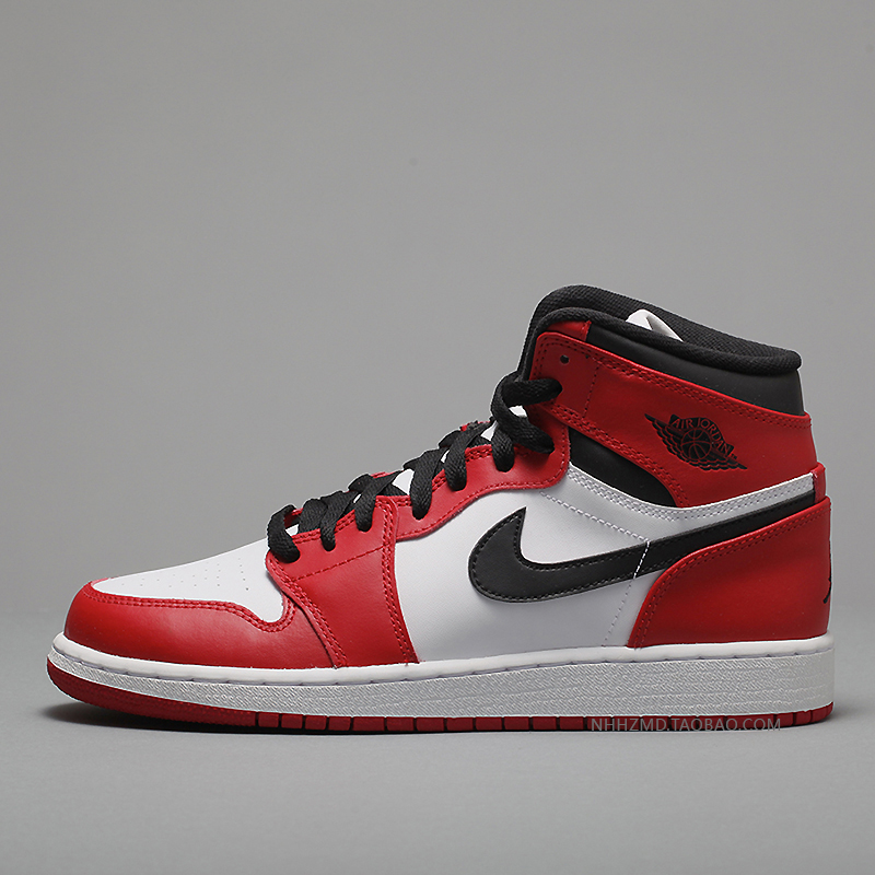 баскетбольные кроссовки Nike air jordan  AIR JORDAN RETRO HIGH GS 332558-163 баскетбольные кроссовки nike air jordan air jordan 11 retro low concord ps aj11 505835 153