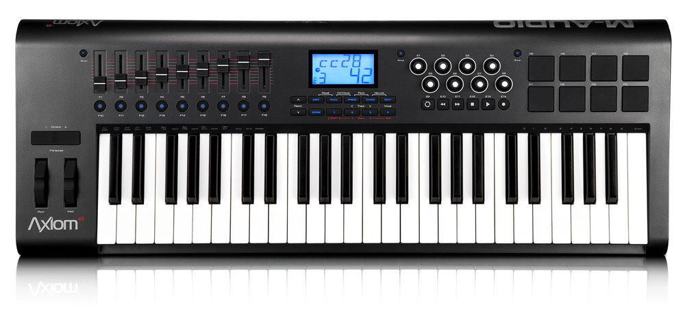 MIDI-клавиатура M audio  M-AUDIO Axiom 49 MIDI
