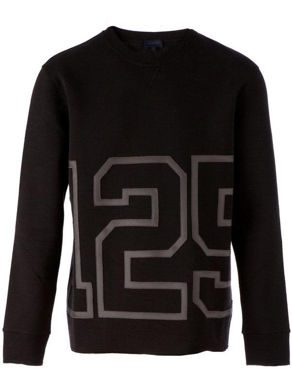 Толстовка Lanvin f10879538 2014 lanvin свитер