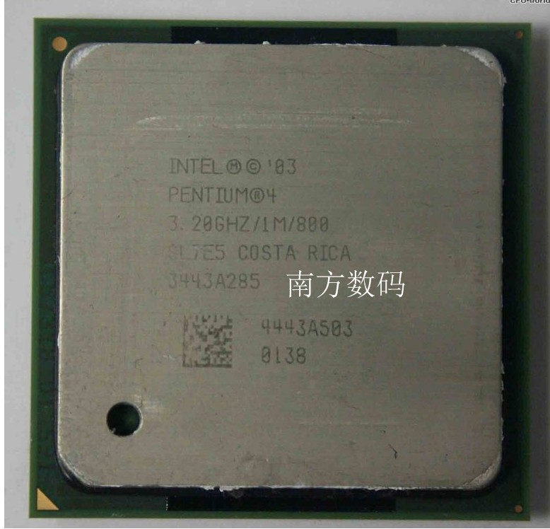 Процессор Intel P4 3.2E 1M 800 3.2G HT 478 CPU 865 процессор intel p4 3 2e 1m 800 3 2g ht 478 cpu 865