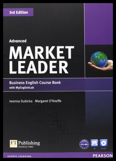 Market Leader Advanced Coursebook With DVD-ROM An new language leader advanced coursebook with myenglishlab pack