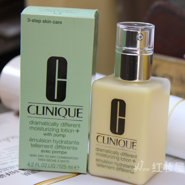 Clinique 125ml clinique 100g