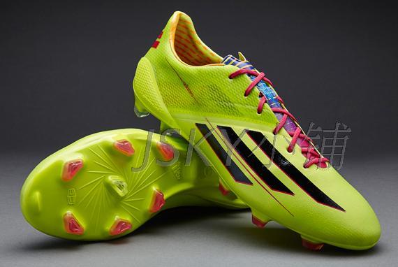 бутсы Adidas Adizero F50 TRX FG adidas nitrocharge 1 0 trx fg black solar slime