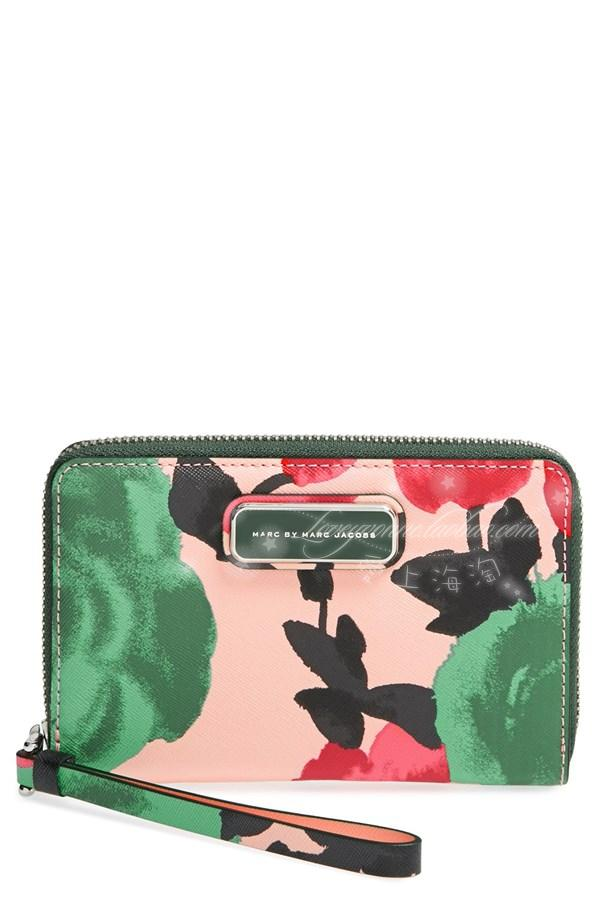 бумажник MARC JACOBS  MARC BY Sophisticato-Wingman marc by marc jacobs sophisticato jerrie rose wingman wallet