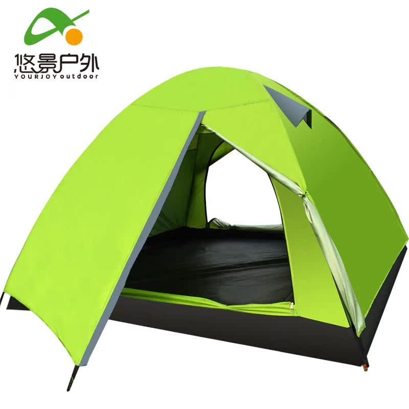 Палатки кемпинговые, горные Yourjoy YJ/a0099 3-4 палатки кемпинговые горные hewolf 1652 3 4