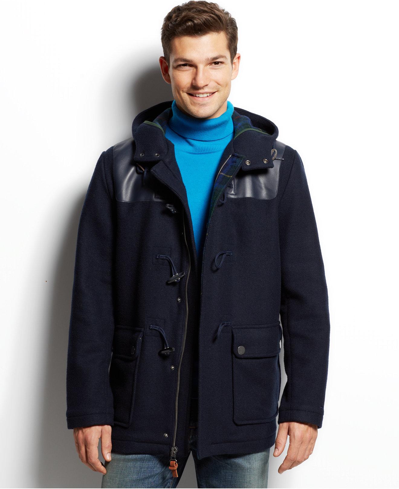 Пальто мужское Tommy Hifiger 2015 Tommy