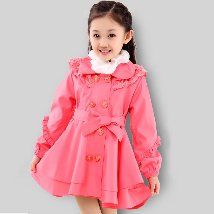 детское пальто Coat fruit boutique children's clothing 2015 5-6-7-8-9-10