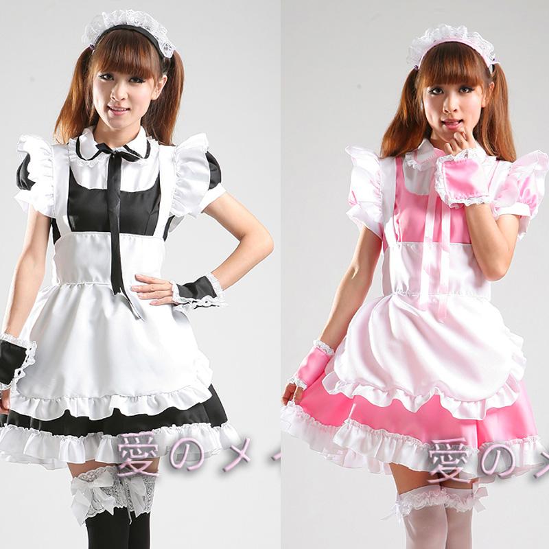 Женский костюм для косплея Love maid  COSPLAY женский костюм для косплея omosirokurabu