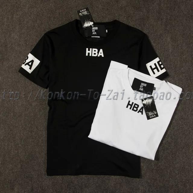 Футболка мужская Ktz  HBA HOOD BY AIR irit ktz 080 024