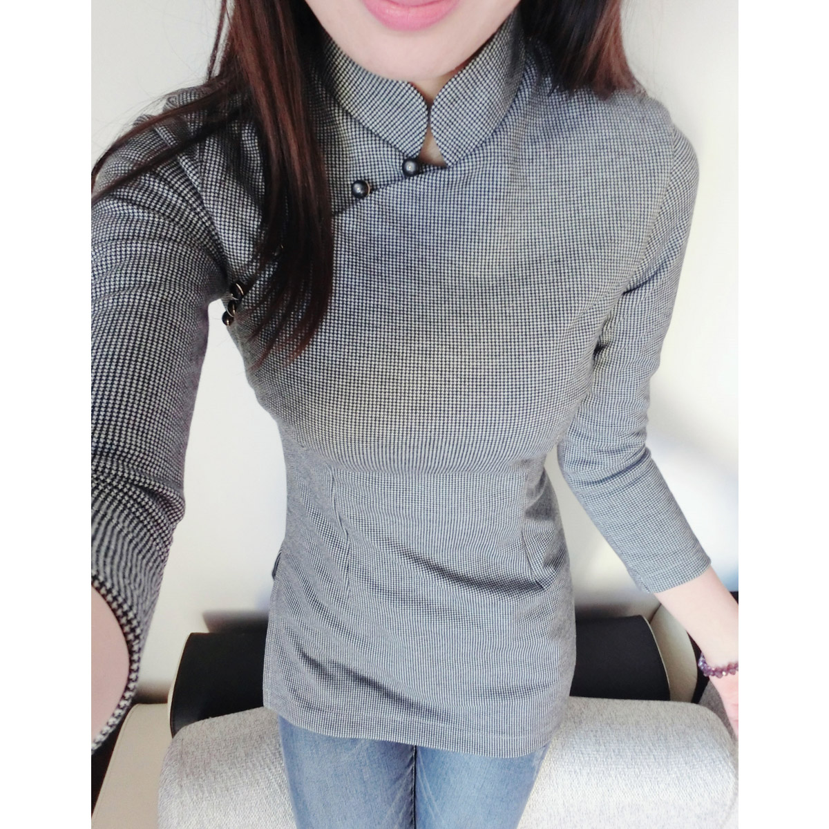 Блузка в китайском национальном стиле где платье в китайском стиле