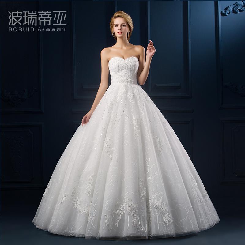Свадебное платье Boruidia q13 2015 свадебное платье boruidia q008 2015
