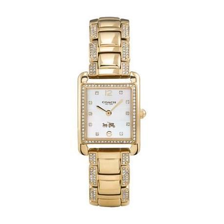 Часы Coach  Page Gold Plated Bracelet браслеты page 1