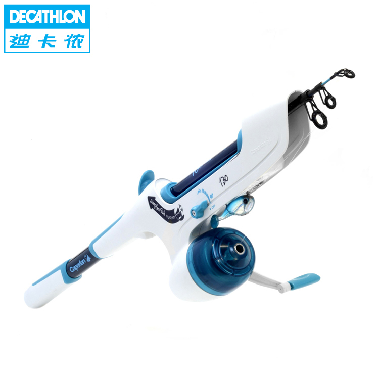 удочка Decathlon 8191537 CAPERLAN кроссовки decathlon kalenji