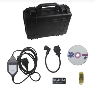 Автоинструменты Scania VCI V2.16 Truck Diagnostic Tool