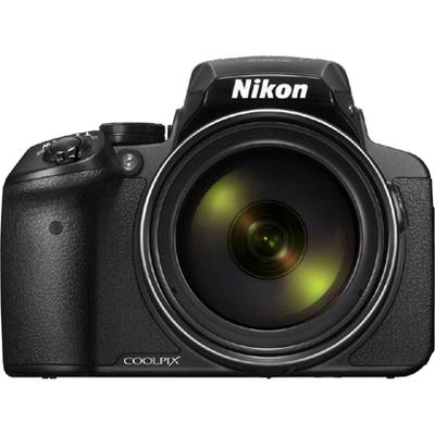 Цифровая камера NIKON  COOLPIX P900s 83 сумка для видеокамеры nikon coolpix p7700