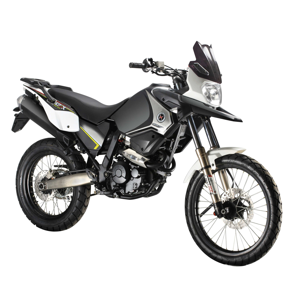 Мотоцикл The Xinyuan Motorcycle X5 XY400CC X5 - фото 9