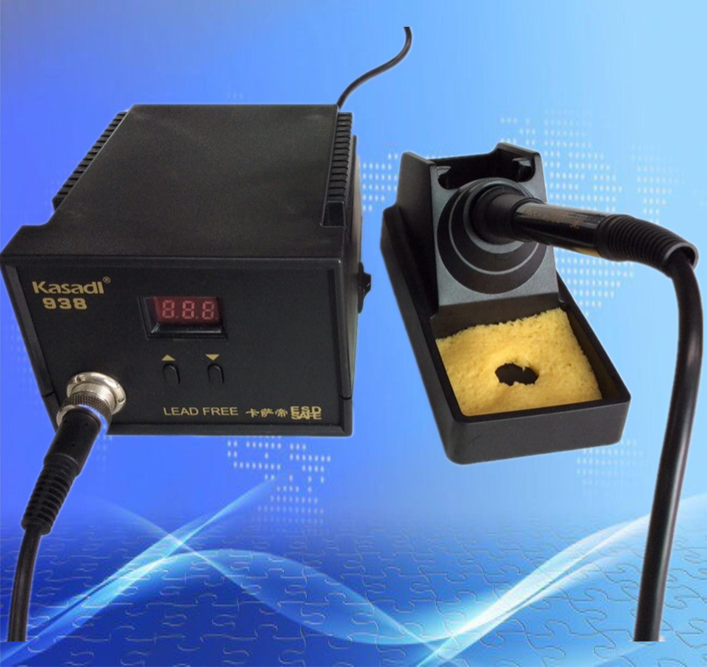 Паяльная станция KSD -938 LED a b art ksd 101