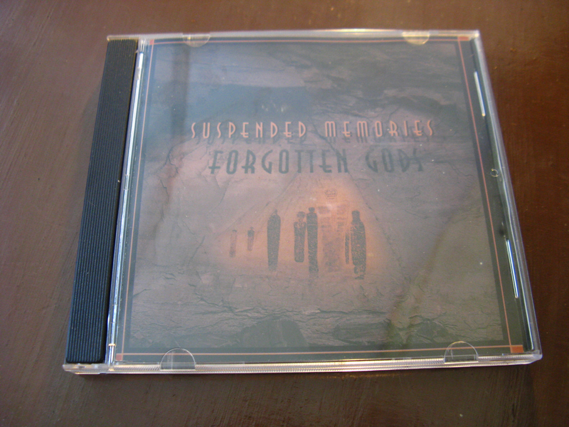 Сувенир   Suspended Memories Forgotten Gods Steve Roach forgotten partnership